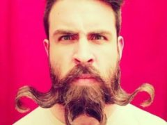 Интересные бородки: фото с изюминкой