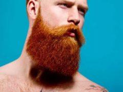 Все актёры с рыжей бородой: имена и фото