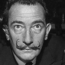 Как выглядят усы Сальвадора Дали: их фото и история