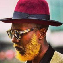 Какими бывают цветные бороды: рыжие, трехцветные и другие