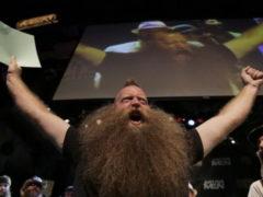 Рекордсмены в номинации самые длинные бороды в мире