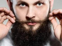 Как выглядит окладистая борода?