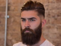 Как выглядит полная борода и как ее стричь?