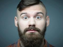 Почему слишком быстро растет борода, каковы на то причины?