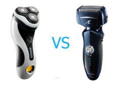 Какая электробритва лучше: сеточная или роторная?