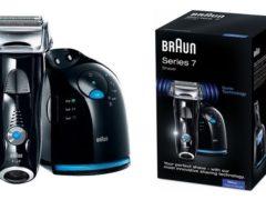 Машинки для бритья Браун: обзор самых потребительских