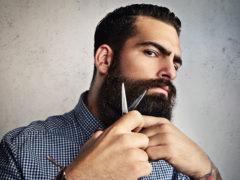 Как правильно выполняется стрижка усов?