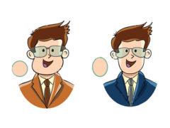 Стрижки для мальчиков: выбираем по типу лица и характеру волос