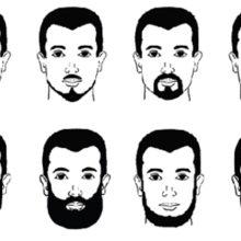Фигурное бритье: как побрить бороду красиво?