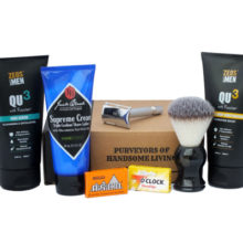 Популярные мужские крема для бритья: краткий обзор