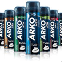 Линейка Арко после бритья: лучшие крема и гели для мужчин