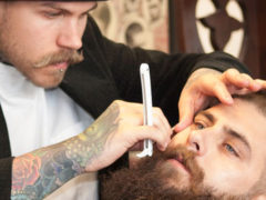 Как правильно стричь бороду: инструкция от барберов