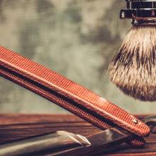 Набор для бритья с опасной бритвой: подбираем для себя