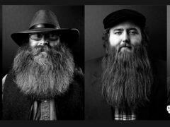 Борода у разных народов: индейцы, азиаты, евреи, татары