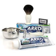 Полная линейка Арко для бритья: краткий обзор ее составляющих