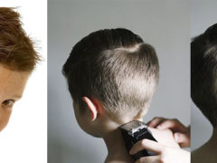 Короткие стрижки для мальчиков: фото и названия