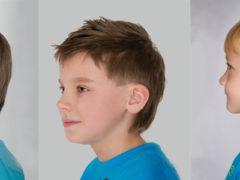 Классические стрижки для мальчиков: фото и виды