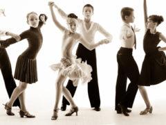 Стрижки и прически для мальчиков для бальных танцев