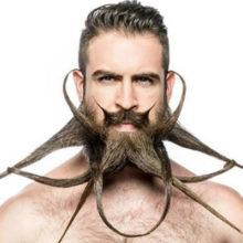 Как укладывать бороду, чтобы она не торчала?