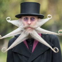 Как выпрямить бороду с помощью различных приспособлений