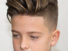 Красивые причёски для мальчиков с длинными волосами