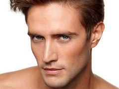 Как подобрать прическу мужчине по форме и типу лица?