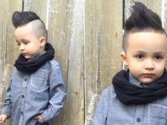 Стильные стрижки и прически для мальчиков: фото и типы