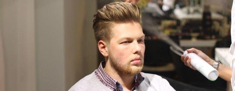 Как уложить волосы мужчине в домашних условиях