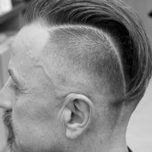 Undercut (андеркат): мужская стрижка