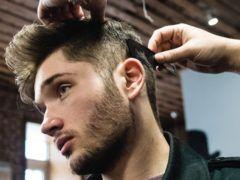 Мужская стрижка бобрик: фото и особенности