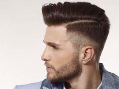 Все мужские прически на короткие волосы