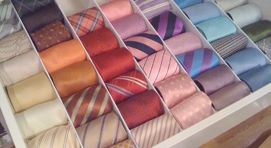 Мужские чехлы для галстуков: футляры или коробки?