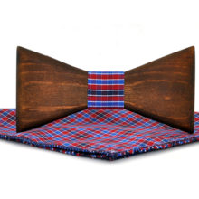 Деревянная бабочка галстук: что это такое и с чем его носить?