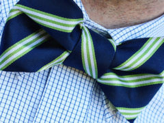 Как из галстука сделать бабочку: пошаговая инструкция