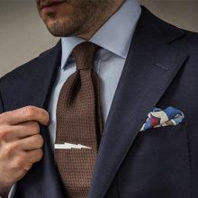 Как называется зажим для галстука: сейчас и раньше?