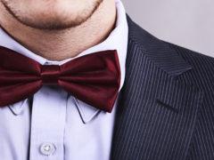 Как правильно носить галстук бабочку мужчинам: что нужно учитывать?