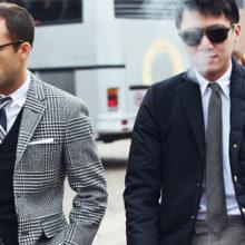 Как правильно носить галстук с разными атрибутами гардероба
