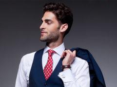 Как правильно подобрать и носить галстук: советы стилистов
