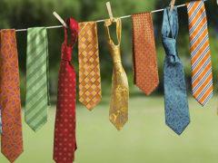 Как ухаживать за галстуками: инструкция как стирать, чистить и хранить?