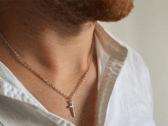 Как выбрать размер мужской цепочки на шею: подбираем для себя