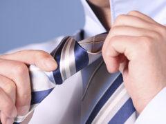Как завязать галстук узлом Принц Альберт: инструкция со схемой и видео