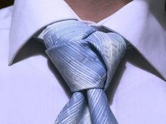 Как завязать галстук узлом тринити легко и просто