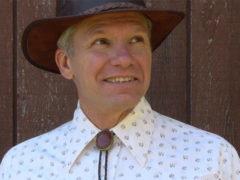 Как выглядит ковбойский галстук (боло)?