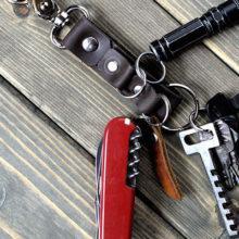 Мужские брелки для ключей: подборка оригинальных моделей
