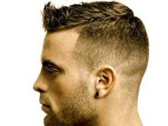 Мужские стрижки для непослушных волос
