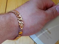 На какой руке носят браслет мужчины: серебрянный, золотой и другие