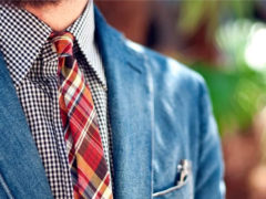 Носят ли галстук с джинсами: создаем привлекательный образ