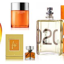 Все мужские духи в оранжевых флаконах: список лучших ароматов