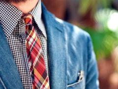 Все способы завязывания галстука: учимся завязывать вместе