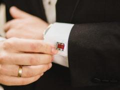 Мужские брендовые запонки: самые популярные производители